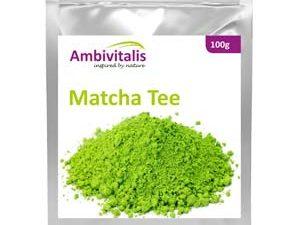 Ab sofort im Shop erhältlich – Ambivitalis Matcha Tee