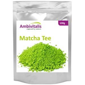 Matcha Tee Vorderseite