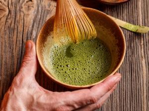 Matcha Tee Zubereitung – so geht's