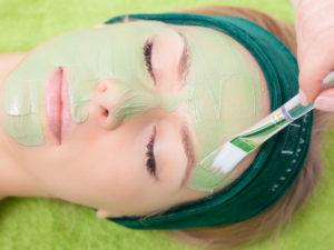 Rezept: Matcha-Gesichtsmaske