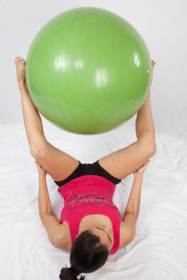 Übungen bei Hüftarthrose