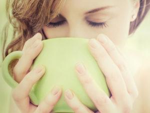 20 gute Gründe grünen Tee zu trinken