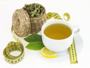 Grüner Tee – Bauchfett Adé