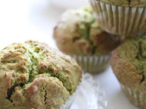 Rezept: Matcha Muffins