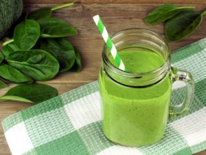 3 Rezepte für grüne Beauty-Smoothies