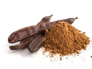 Carob-Pulver: die gesunde Kakao Alternative