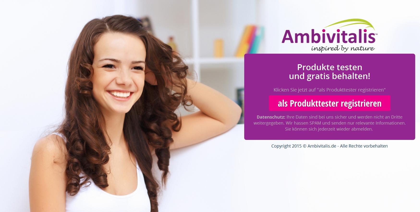 gratis produkte testen und behalten