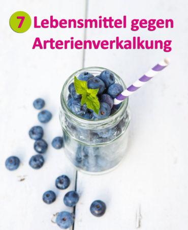 7 Lebensmittel gegen Arterienverkalkung