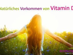 Natürliches Vorkommen von Vitamin D