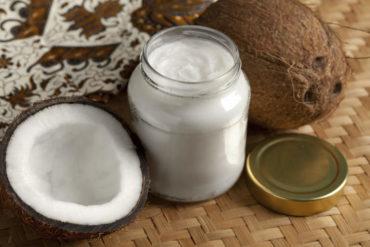 Kokosöl Haare