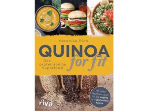 Quinoa: neues Buch und Gewinnspiel