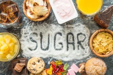 zuckerarme Ernährung