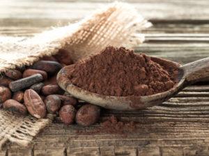 Roher Kakao: ein weiteres Superfood