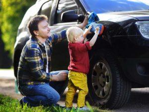 Autopflege: mit unseren Tipps ein Kinderspiel