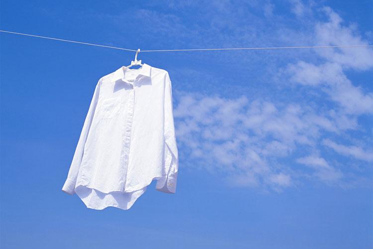 Wäsche bleichen
