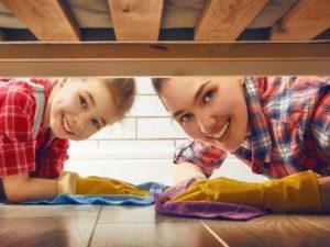 10 Dinge, die beim Putzen häufig vergessen werden!