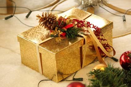 Geschenkverpackung Kaffeegeschenk