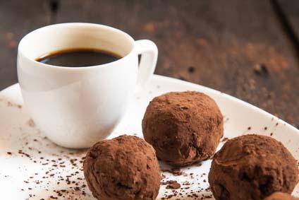 Kaffeepralinen