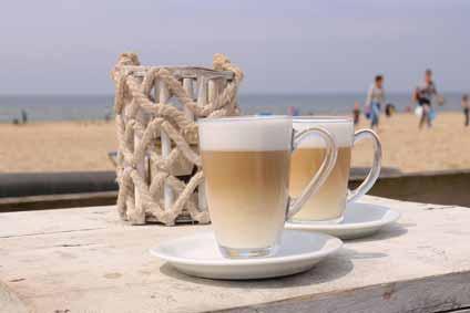 exotische Kaffeespezialitäten