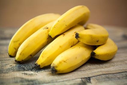 Eiskaffeerezept mit Banane