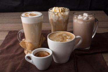 Kaffeerezepte