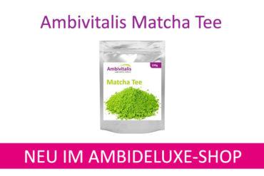Matcha Tee neu im Shop