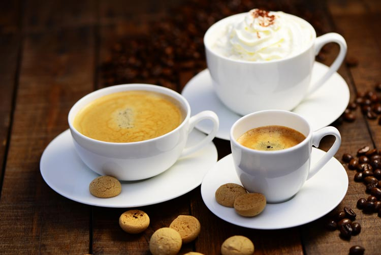 alter Kaffee schmeckt nicht