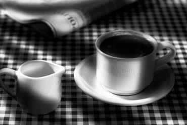 Kaffee schmeckt nicht