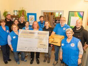 Ambideluxe sponserte Reinigungsprodukte für Schraubertreff