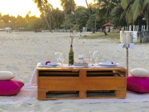 Kulinarische Weltreise für den Urlaub zu Hause