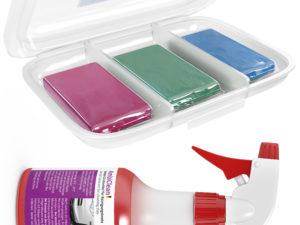 Kundenfrage: Darf das AmbiClean® Gleitmittel für die Reinigungknete auch verdünnt bzw. gestreckt werden?